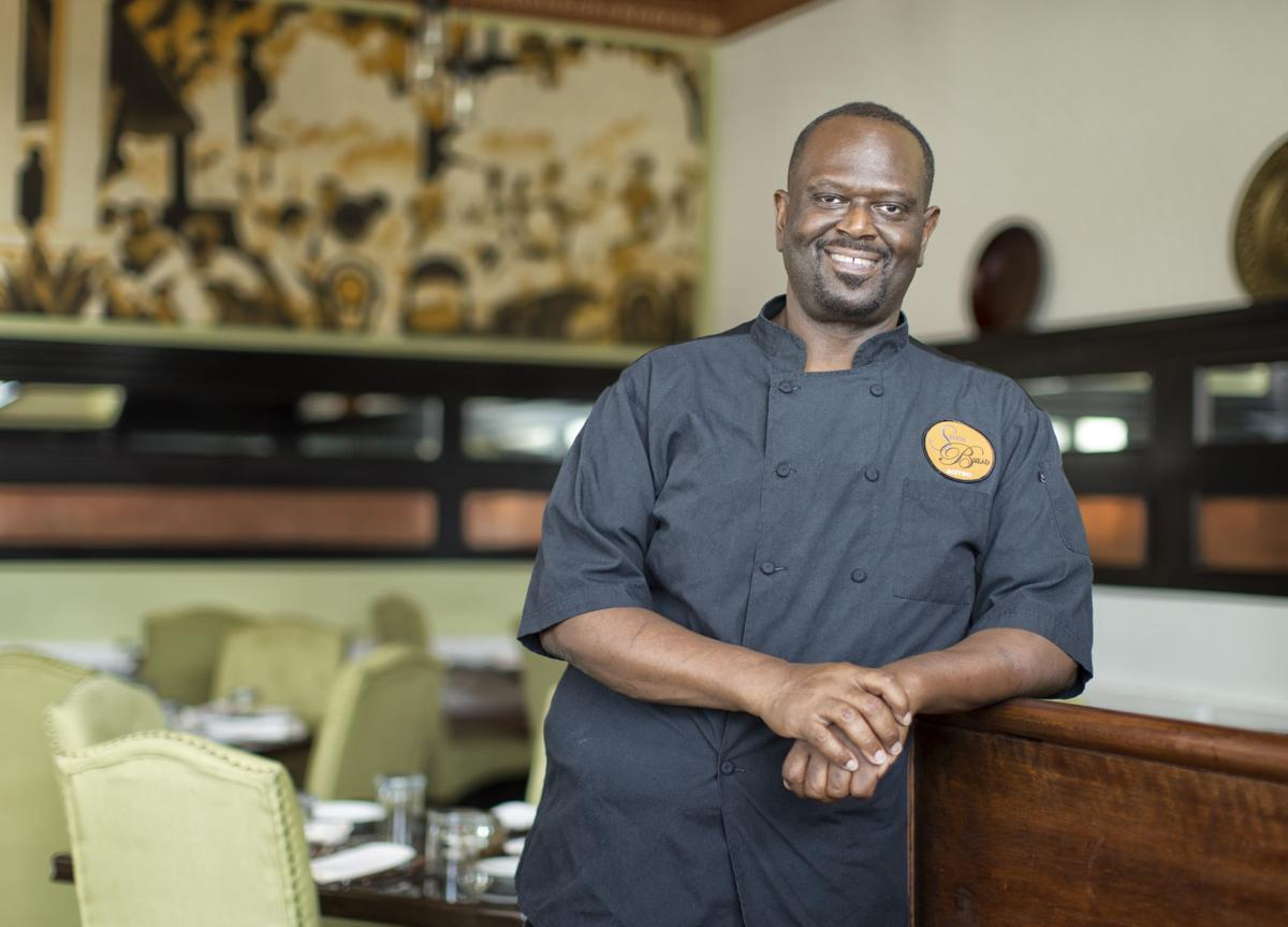 Chef Michael Hall