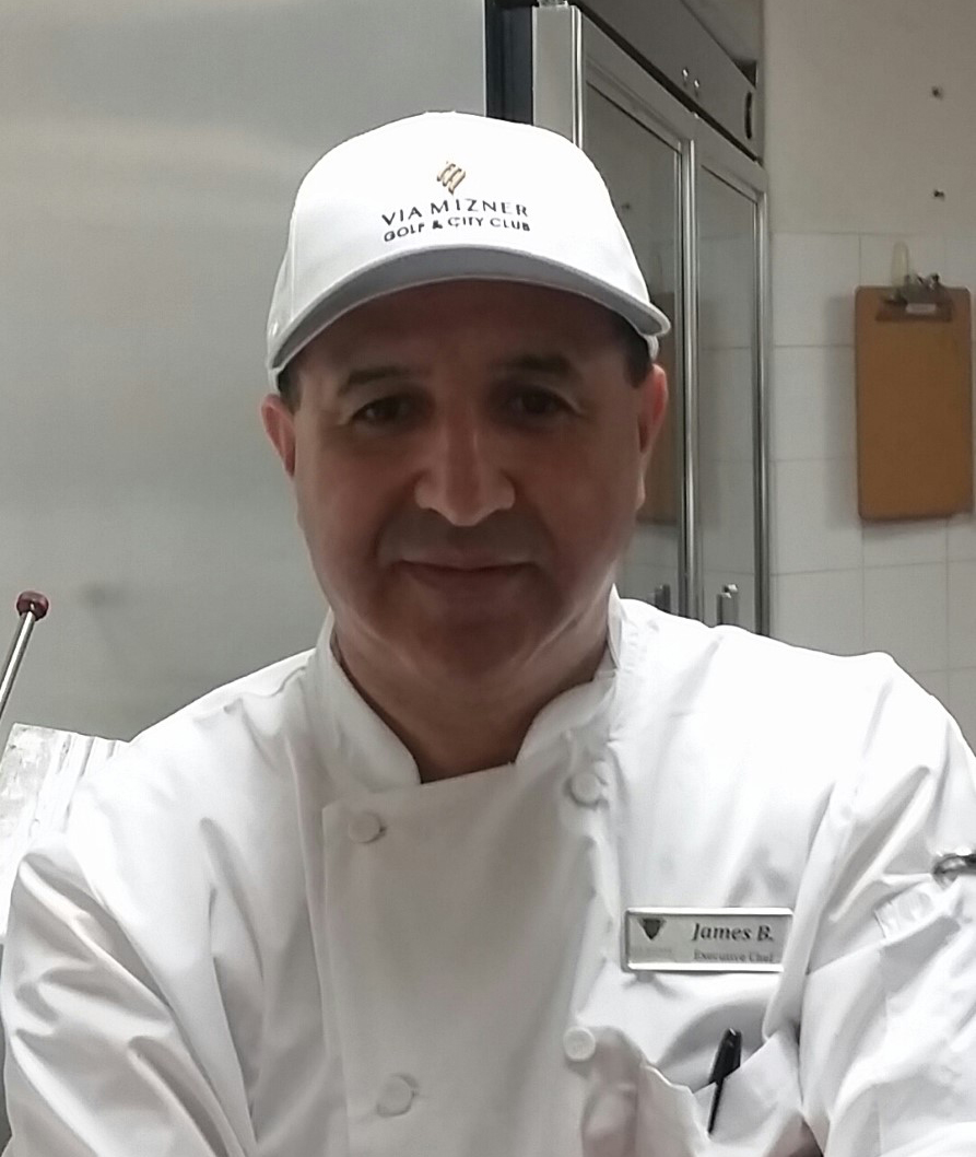 Chef James Boukhalfa