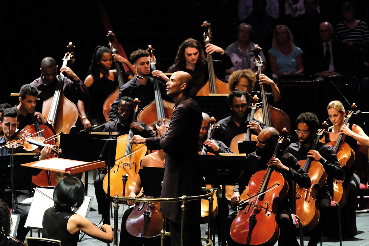 Chineke! Foundation: Influencing the Spectrum of Classical Music