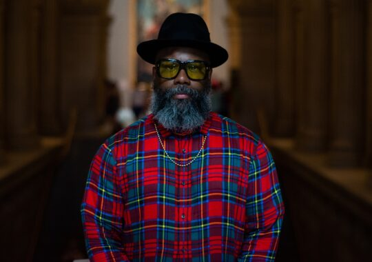 "Queon ""Q"" Martin: Artist, Activist, Architect"