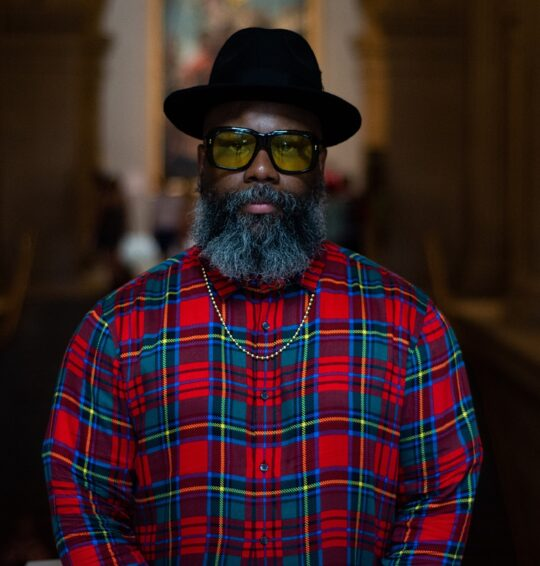 "Queon ""Q"" Martin: Artist, Activist, Architect"