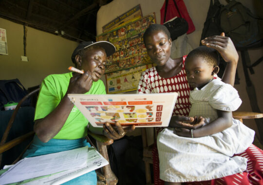 ChildFund: Creating A Better World for Our Kids