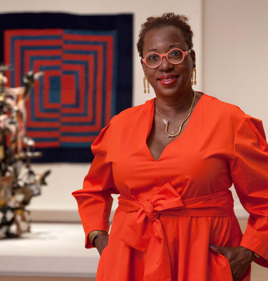 Valerie Cassel Oliver: What Does Art Say About Us?