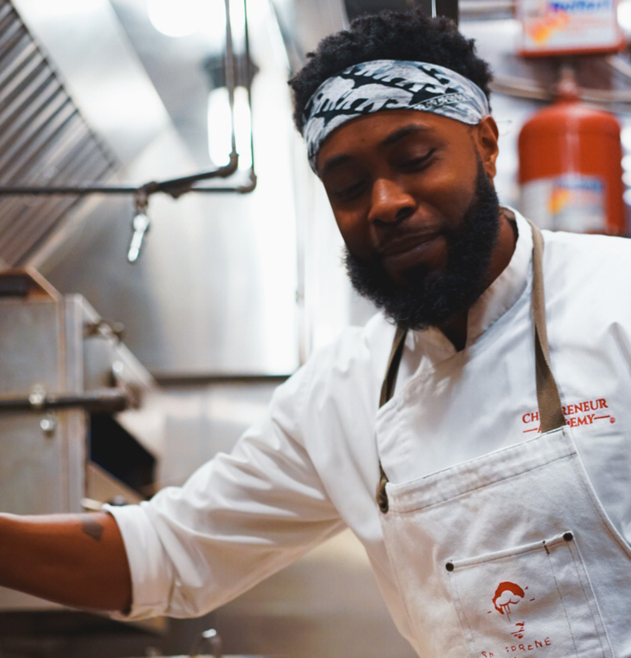 Chef J. Ponder