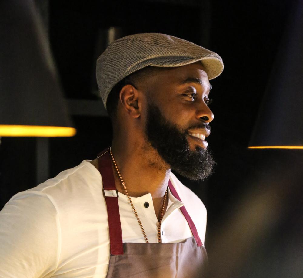 Chef J. Ponder: Culinary Hero
