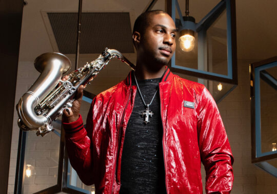 Eric Darius: The Sax Sage of SagiDarius