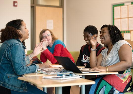 Podium RVA: Empowering Youth Through the Written Word