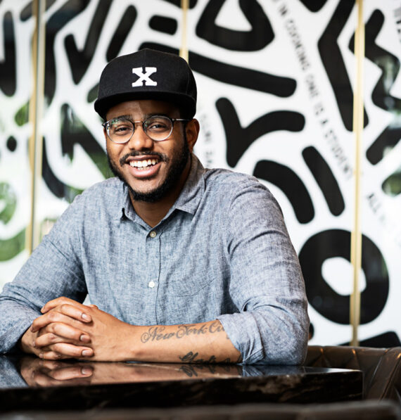 Kwame Onwuachi's Ascension to Excellence