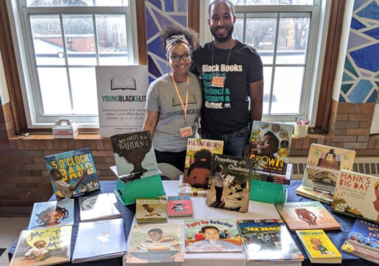 Young, Black & Lit: Daring Our Kids to Dream Big