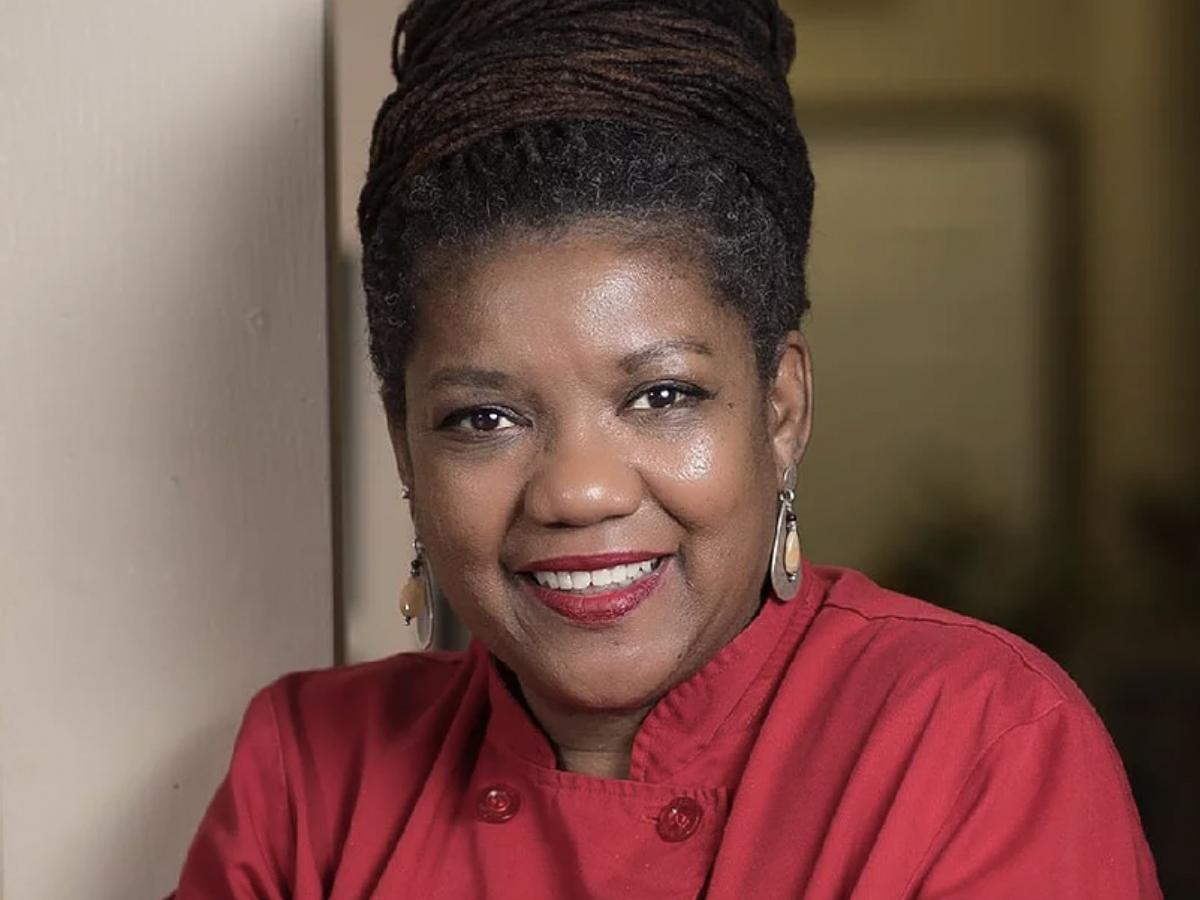 Chef 'Ma' Michele Wilson