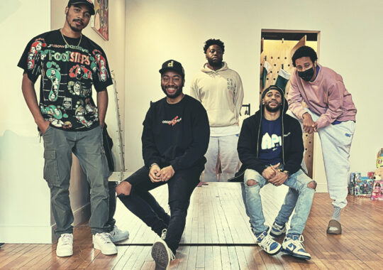 The Spot: Unity in RVA's Streetwear Scene