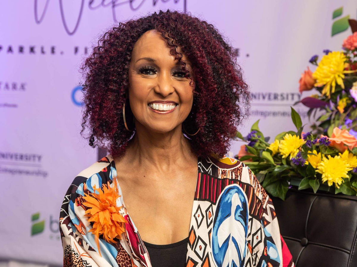 Benita Adams: Moving on to the Next Step