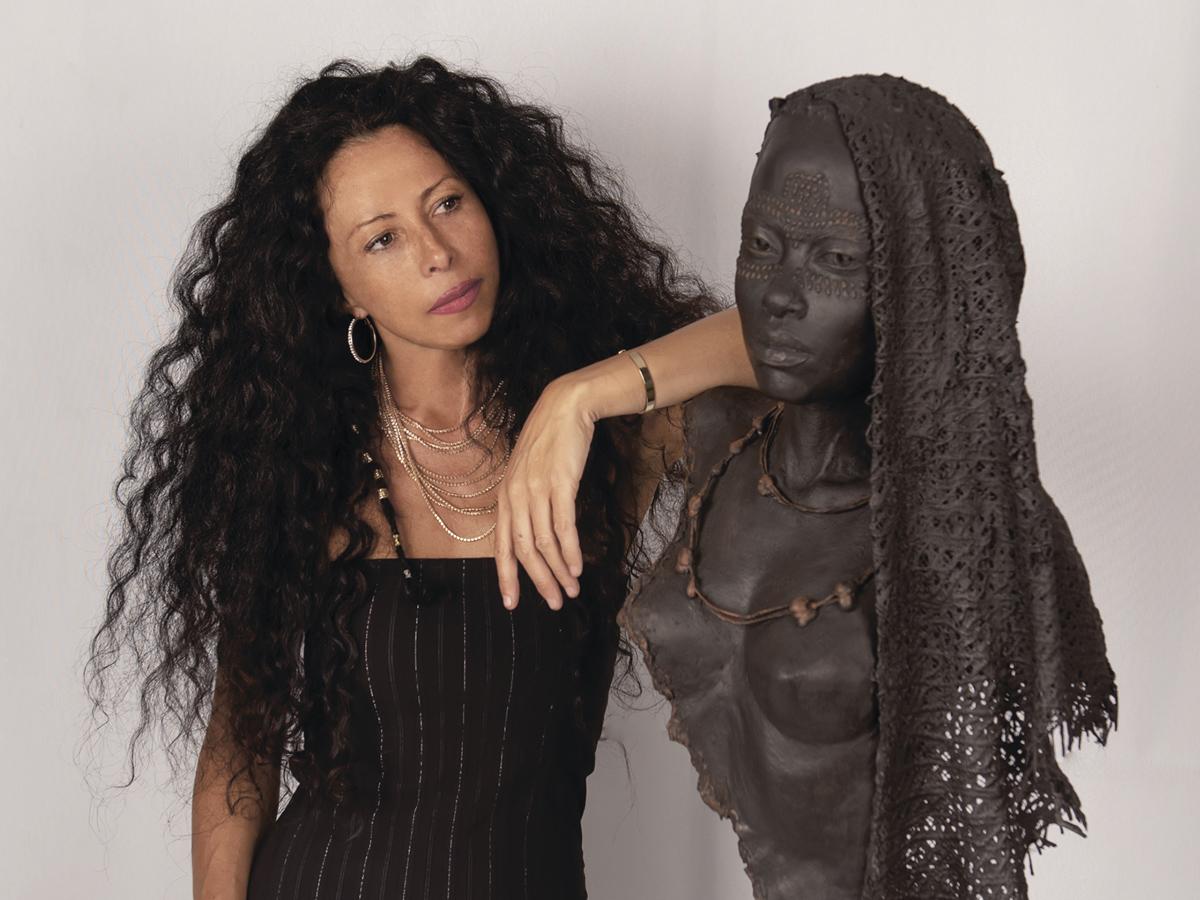 Sandrine Plante's Dedication to Her Ancestors