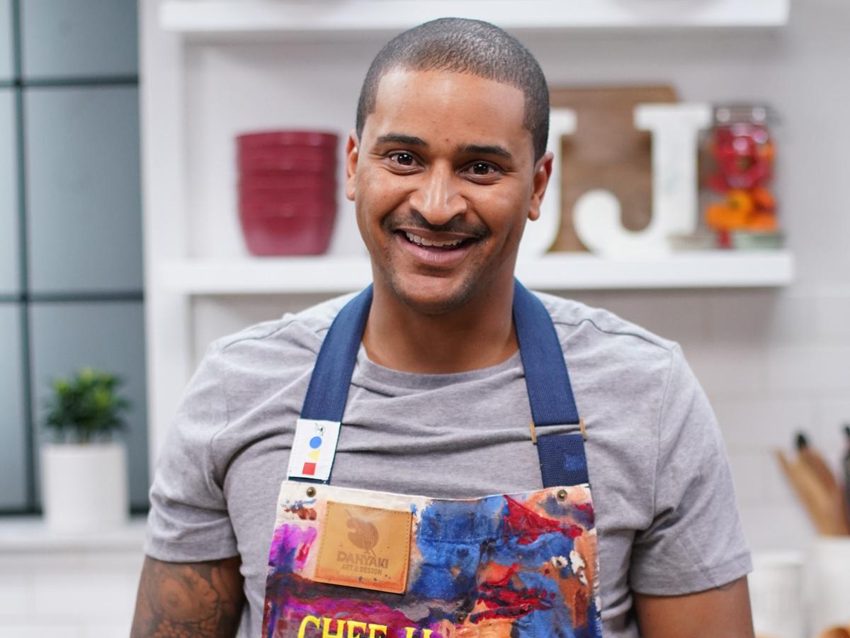 Chef JJ Johnson