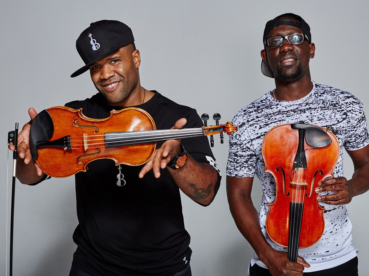 The Black Violin Foundation: Giving Brilliant Musicians a Helping Hand