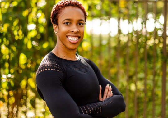 Ciarra Morris: Fitness Champion