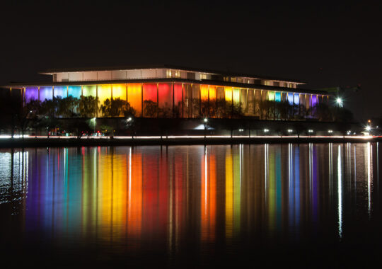 The John F. Kennedy Center for the Performing Arts' Social Impact Initiatives