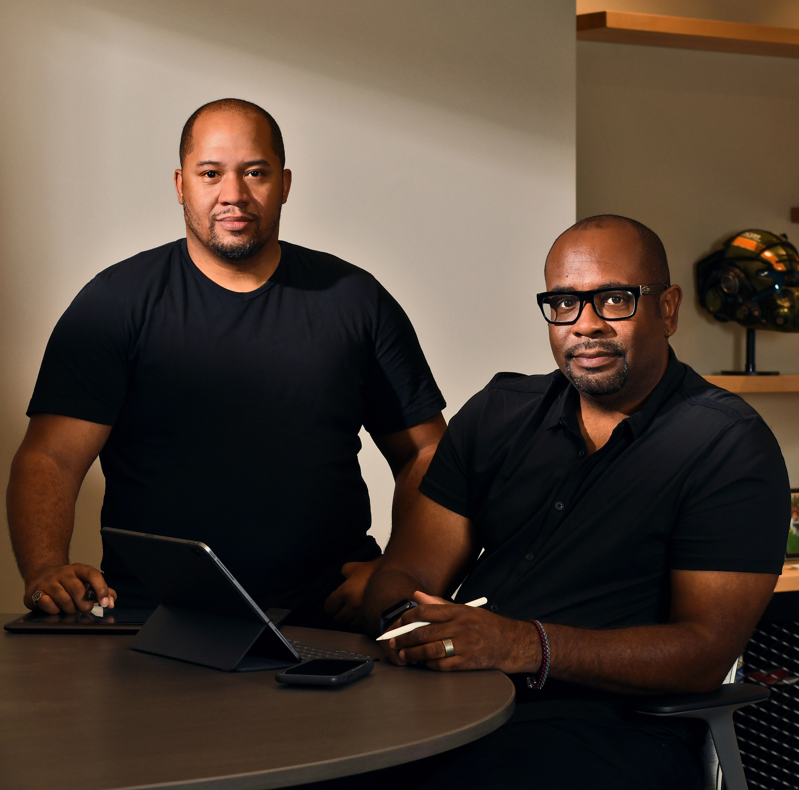 David Steward II and Carl Reed: Intersectionality on the International Stage