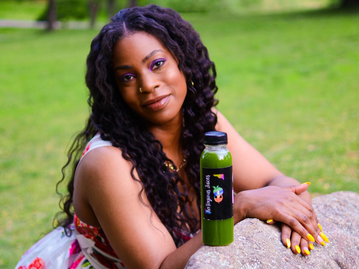Khadijah Smith Wants To Help Improve Your Health